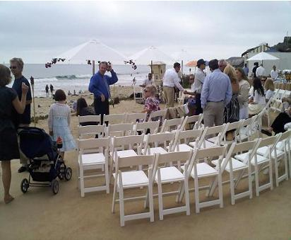 crystal cove beach weddings