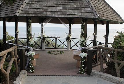 Laguna Beach Heisler Park Gazebo Wedding Package